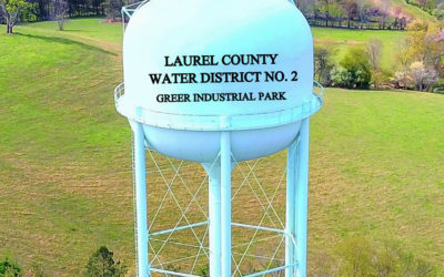 Congressman Rogers Announces New Water Tower for Laurel County